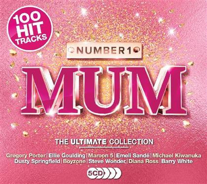 No.1 Mum (5 CDs)