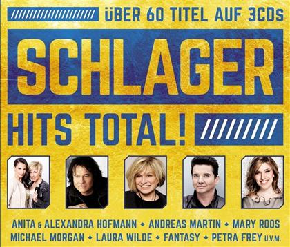 Schlager Hits Total! (3 CDs)
