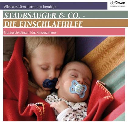Geräusche - Staubsauger & Co. Die Einschlafhilfe