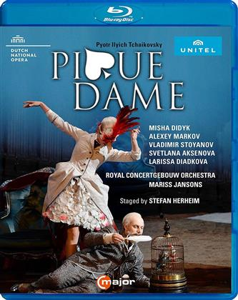 Royal Concertgebouw Orchestra, Mariss Jansons, … - Tchaikovsky - Pique Dame (Unitel Classica, C Major)