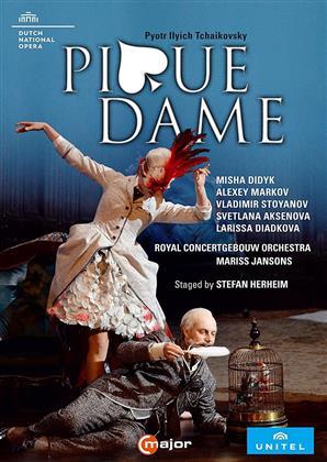 Royal Concertgebouw Orchestra, Mariss Jansons, … - Tchaikovsky - Pique Dame (Unitel Classica, C Major, 2 DVDs)