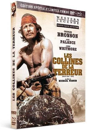 Les collines de la terreur (1972) (Western de Légende, Limited Edition, Special Edition, Blu-ray + DVD)