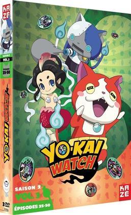 Yo-Kai Watch - Saison 2 Vol. 3 (3 DVD)