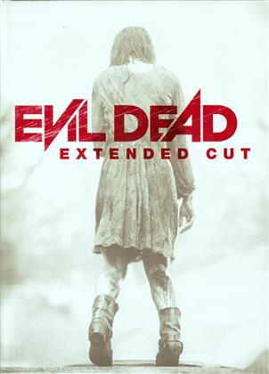 Evil Dead (2013) (Cover E, Extended Edition, Limited Edition, Mediabook, Uncut, 2 Blu-rays)