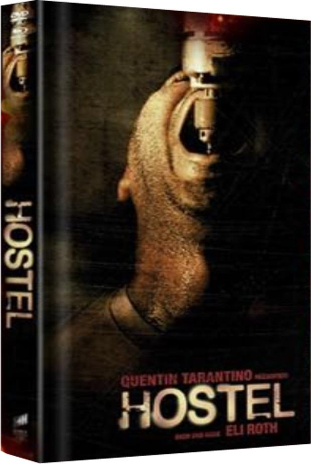 Hostel (2005) (Cover A, Extended Edition, Limited Edition, Mediabook)