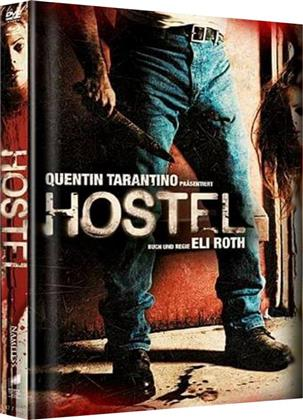 Hostel (2005) (Cover B, Extended Edition, Limited Edition, Mediabook)