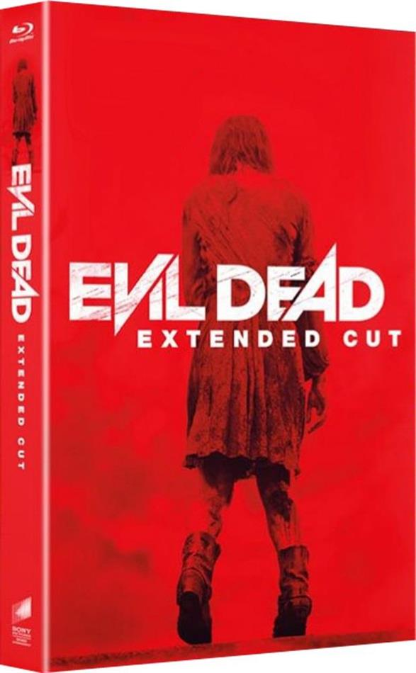 Evil Dead (2013) (Grosse Hartbox, Extended Edition, Limited Edition)