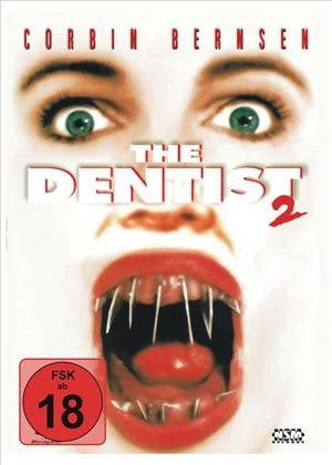 The Dentist 2 (1998) (Cover B, Collector's Edition, Limited Edition, Mediabook, Blu-ray + DVD)