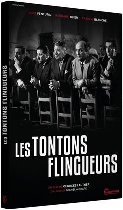 Les Tontons flingueurs (1963) (Gaumont Classiques, s/w)