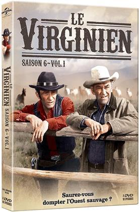Le Virginien - Saison 6 - Vol. 1 (5 DVDs)