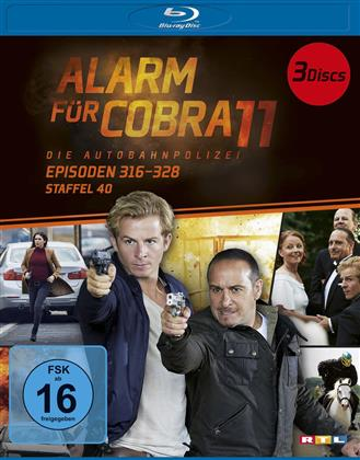 Alarm für Cobra 11 - Staffel 40 (3 Blu-rays)