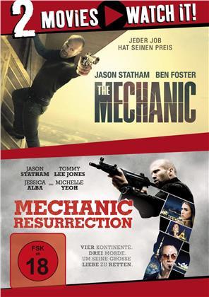 The Mechanic / Mechanic: Resurrection (2 DVDs)
