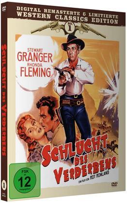 Schlucht des Verderbens (1957) (Limited Edition, Mediabook, Remastered)