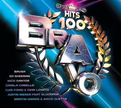 Bravo Hits - Vol. 100 (Limited Clamshell Box, 3 CDs)