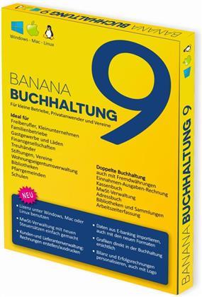 Banana Buchhaltung 9 [PC/Mac/Linux]