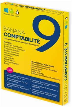 Banana Comptabilité 9 [PC/Mac/Linux]