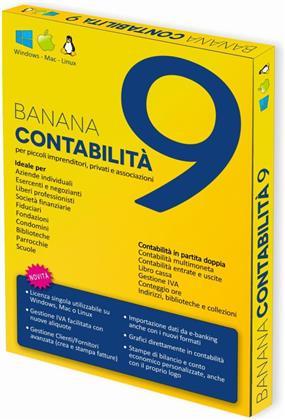 Banana Contabilità 9 [PC/Mac/Linux]