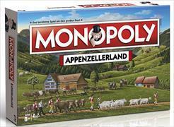 Monopoly - Appenzellerland