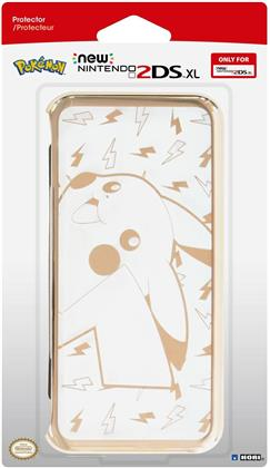 Hard Case Pokémon - Pikachu Premium Gold Protector [New 2DS XL]