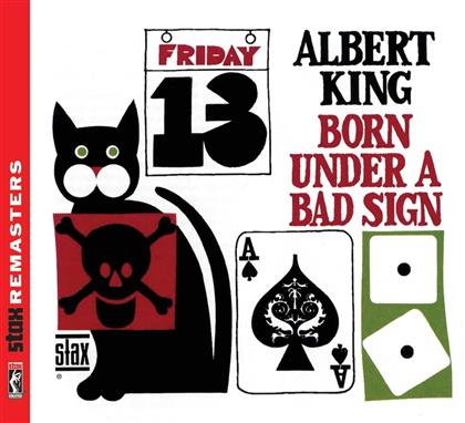 Albert King - Born Under A Bad Sign (Remastered, LP)