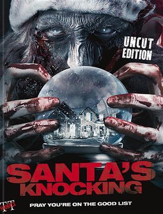 Santa's Knocking (2015) (Cover A, Edizione Limitata, Mediabook, Uncut)