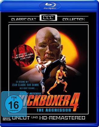 Kickboxer 4 - The Aggressor (Classic Cult Collection, Versione Rimasterizzata, Uncut)