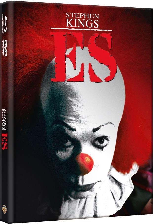 Es (1990) (Limited Edition, Mediabook, Blu-ray + DVD)