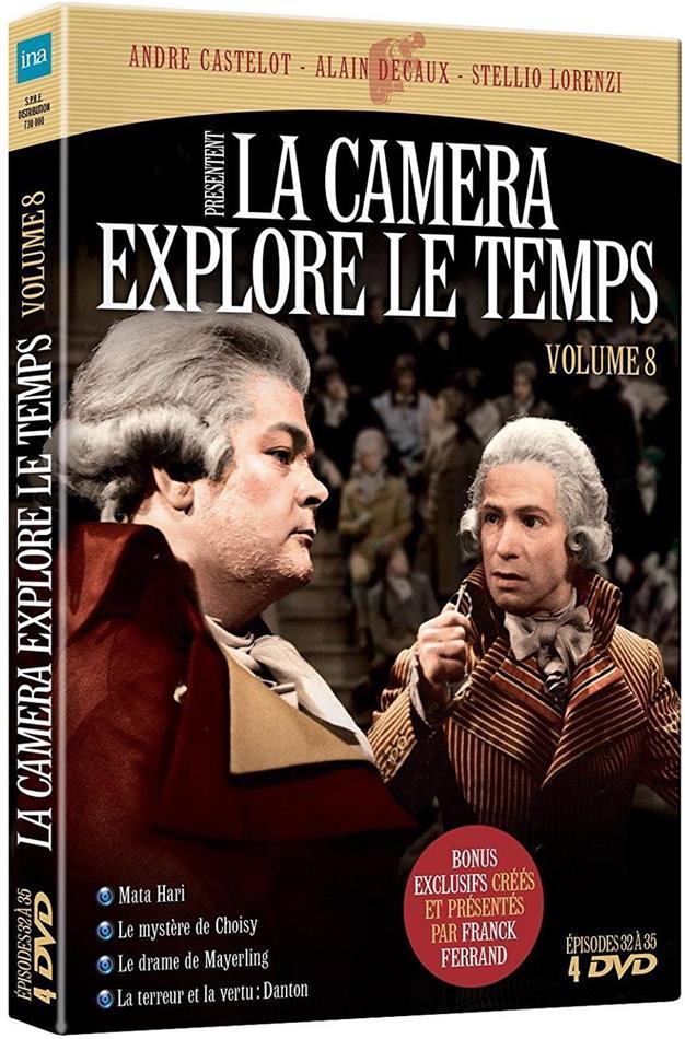La caméra explore le temps - Volume 8 (s/w, 4 DVDs)