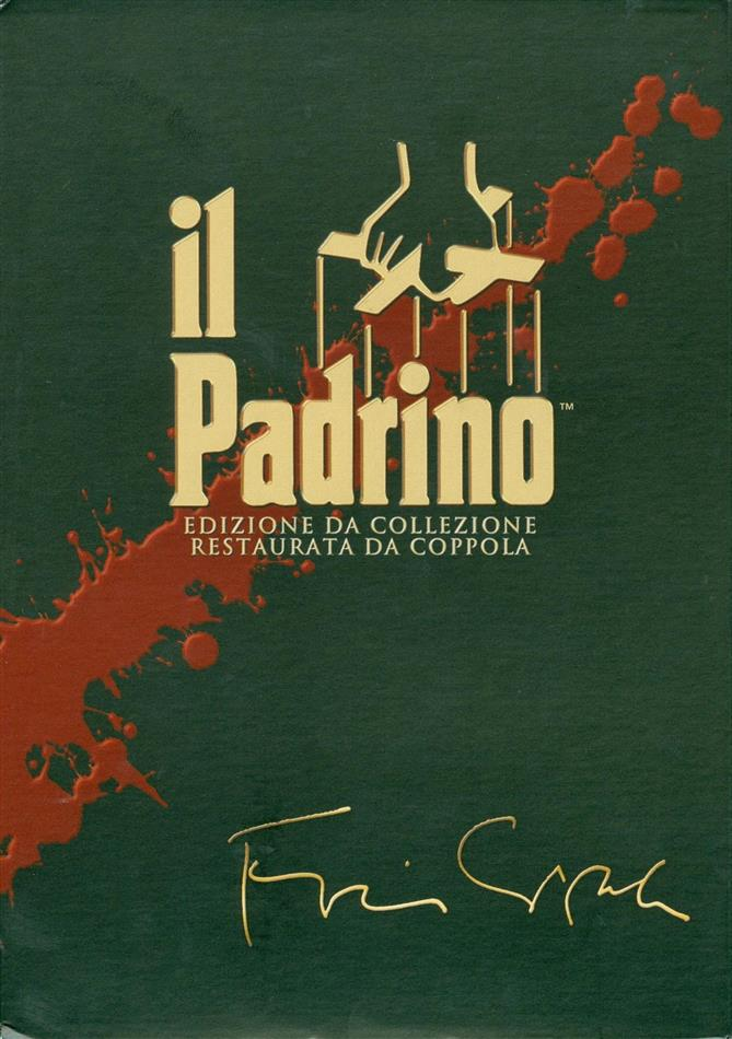 Il Padrino - La Trilogia (Remastered, Restaurierte Fassung, 5 DVDs)