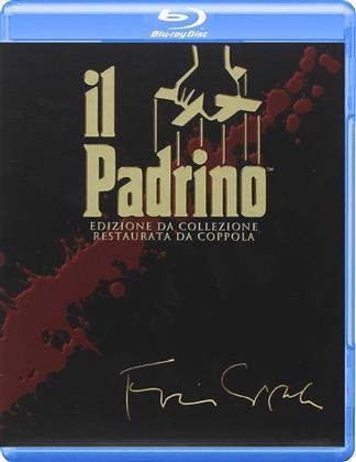 Il Padrino - La Trilogia (Collector's Edition, Restaurierte Fassung, 4 Blu-rays)