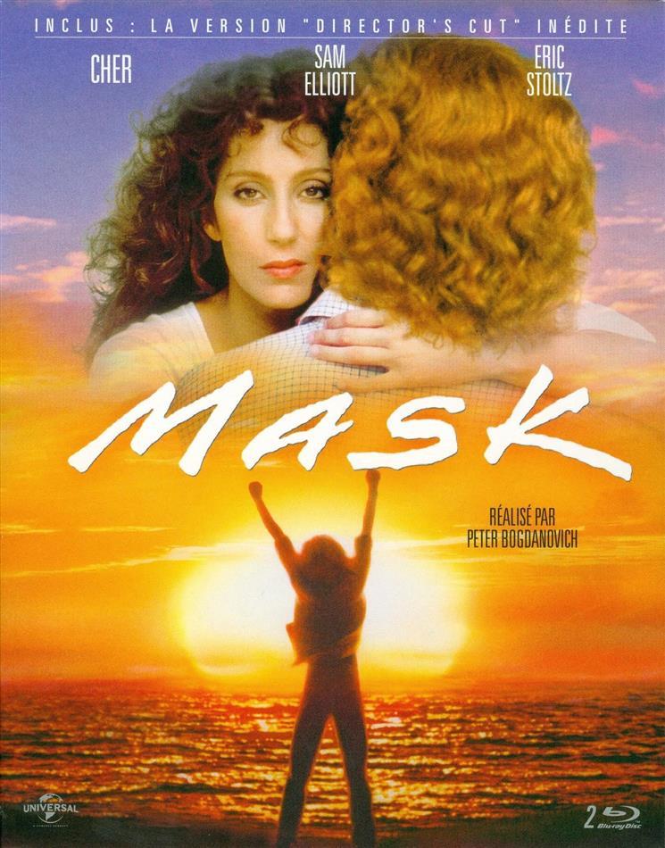 Mask (1985) (Version inédite, Director's Cut, Kinoversion, 2 Blu-rays)