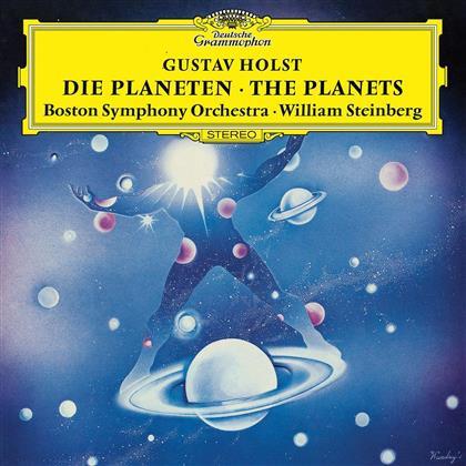 Gustav Holst (1874-1934), William Steinberg & Boston Symphony Orchestra - The Planets (LP)