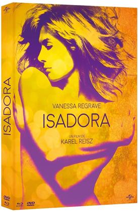 Isadora (1968) (Blu-ray + DVD)