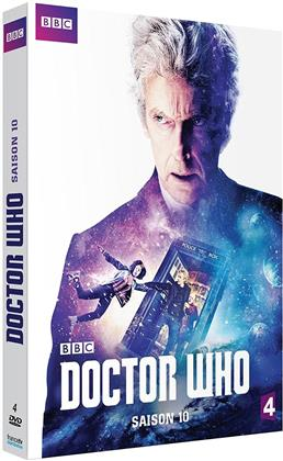 Doctor Who - Saison 10 (BBC, 4 DVDs)