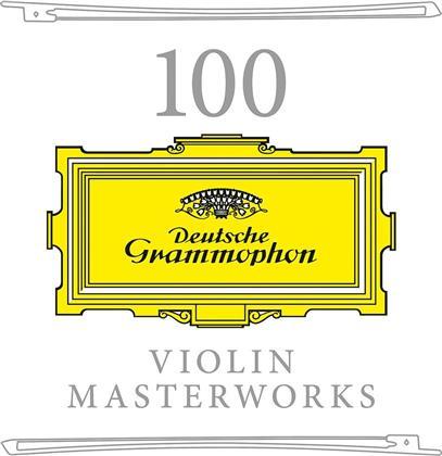 100 Violin Masterworks (5 CDs)