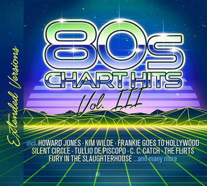 80s Chart Hits - Extended Versions Vol. 3 (2 CDs)