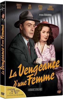 La vengeance d'une femme (1948) (Cinema Master Class, s/w)
