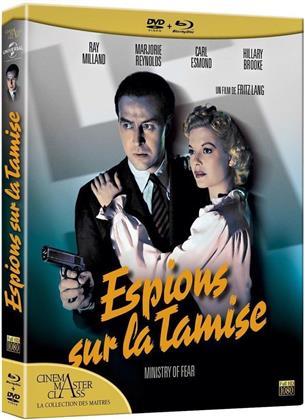 Espions sur la Tamise (1944) (Cinema Master Class, s/w, Blu-ray + DVD)