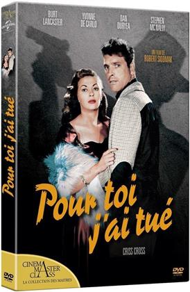 Pour toi j'ai tué (1948) (Cinema Master Class, s/w)
