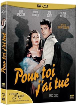 Pour toi j'ai tué (1949) (Cinema Master Class, s/w, Blu-ray + DVD)