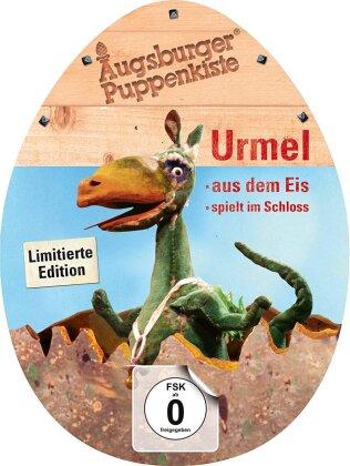Augsburger Puppenkiste - Urmel aus dem Eis / Urmel spielt im Schloss (Limited Edition, 2 DVDs)