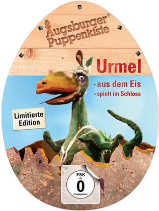Augsburger Puppenkiste - Urmel aus dem Eis / Urmel spielt im Schloss (Edizione Limitata, 2 DVD)