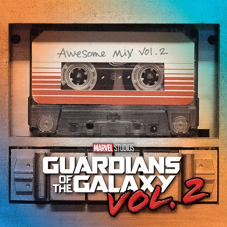 Guardians Of The Galaxy - OST (Awesome Mix 2) (LP)