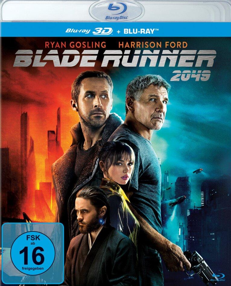 Blade Runner 2049 (2017) (Blu-ray 3D + Blu-ray)