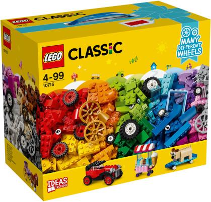 LEGO© 10715 Classic - LEGO Kreativ-Bauset Fahrzeuge