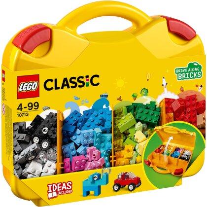 LEGO© 10713 Classic - LEGO Bausteine Starterkoffer - Farben sortieren