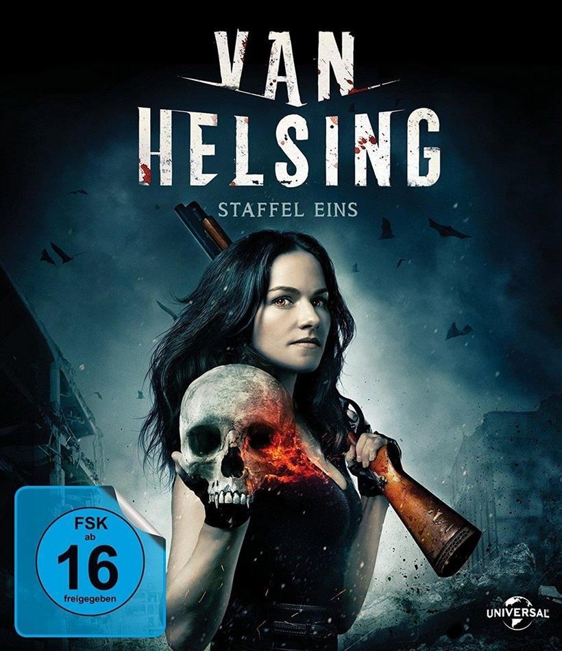 Van Helsing - Staffel 1 (3 Blu-rays)