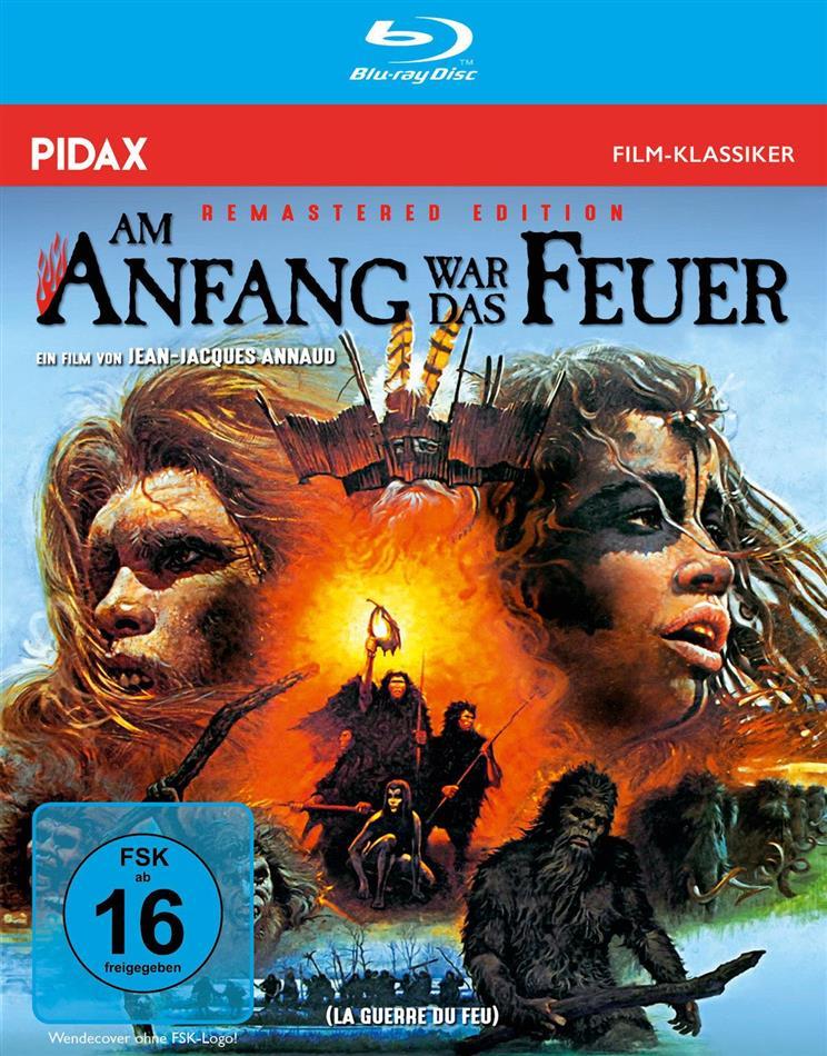 Am Anfang war das Feuer (1981) (Pidax Film-Klassiker, Remastered)