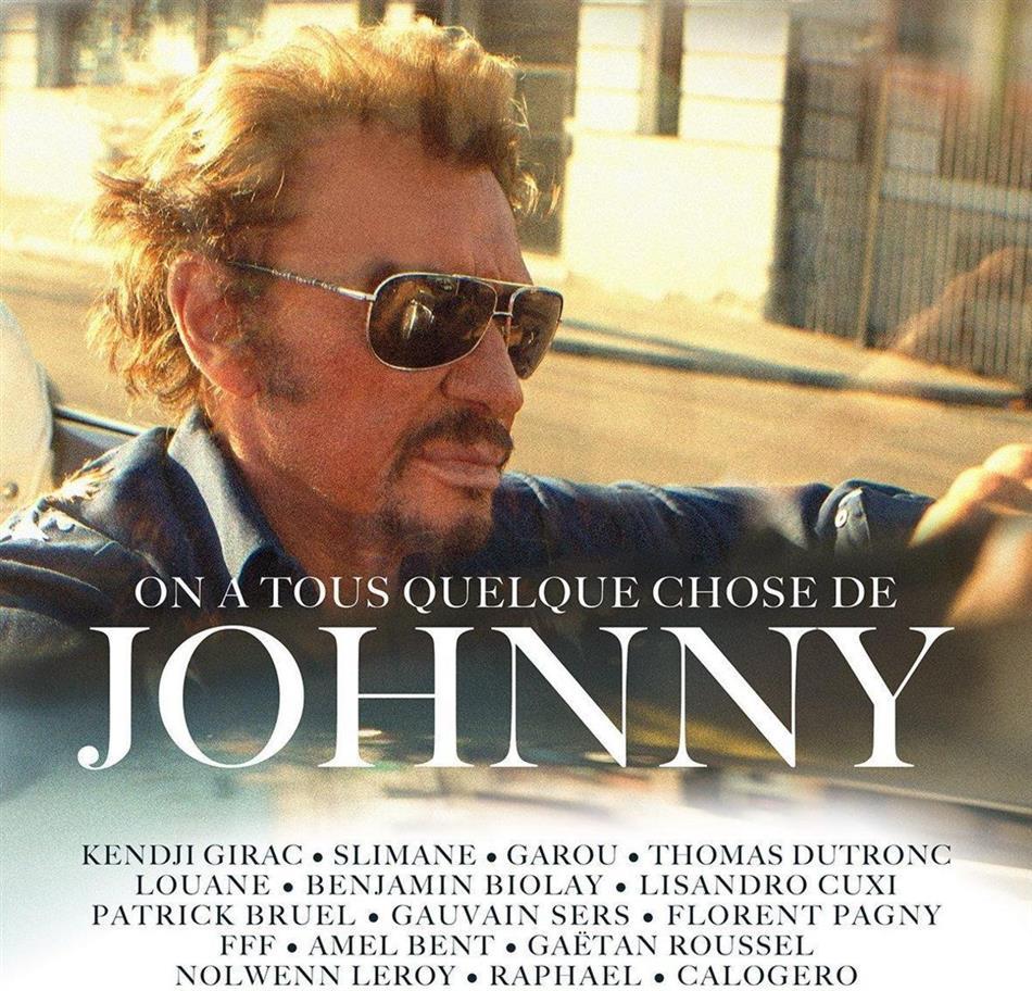 On A Tous Quelque Chose De Johnny (Jewel Case)