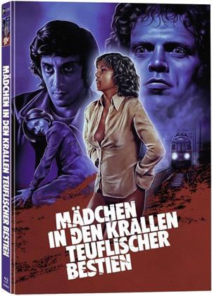 Mädchen in den Krallen teuflischer Bestien (1975) (Cover B, Collector's Edition, Limited Edition, Mediabook, Blu-ray + DVD)